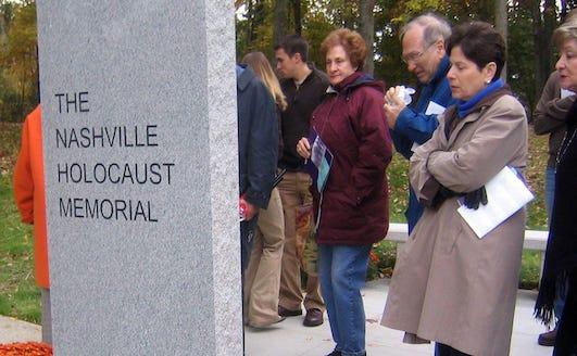 Nashville Holocaust Memorial